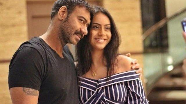 Picture for Ajay, Kajol wish Nysa as daughter turns 18