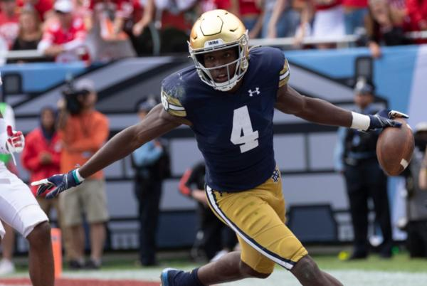 Picture for Key Takeaways Of The Notre Dame Offense From The Win Over Wisconsin