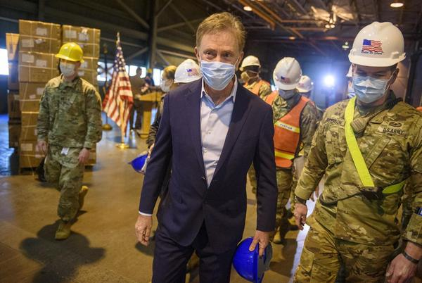 Picture for COVID-19 vaccine mandates, masks in Connecticut schools at stake as Gov. Lamont seeks to extend emergency authority until February 2022