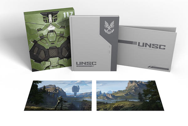 Picture for Own an Epic Recreation of Master Chief's Armor with the Deluxe Edition of 'The Art of Halo Infinite'