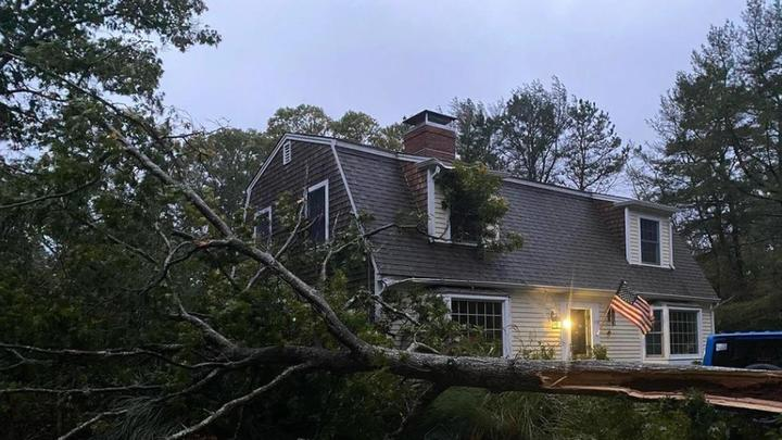 Cover for After nor'easter, Cape Cod police reminds residents their priority is safety and 'cannot check someone's seasonal home'