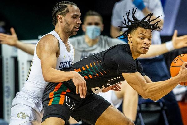 Picture for UM fans expected back for Hurricanes basketball, ACC schedules released