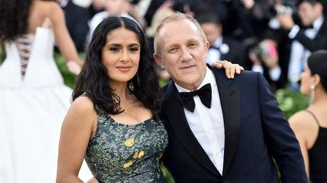 Picture for Salma Hayek shares secret to success of her 12-year marriage: 'No resentment'