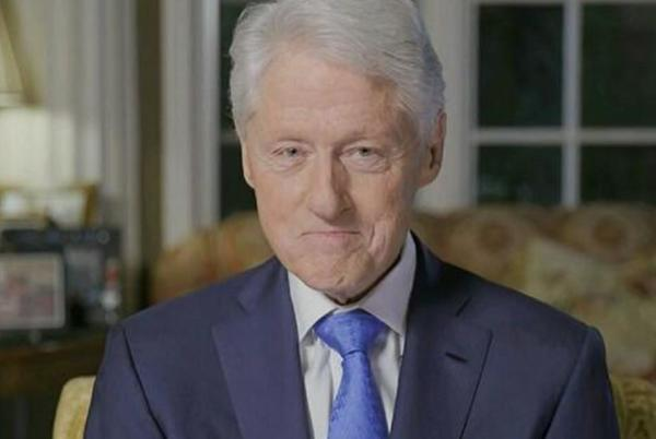 Picture for Former President Clinton remains hospitalized after infection