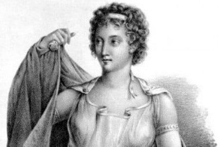 Picture for Agnodice, the first female midwife in Ancient Athens