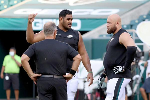 Picture for How Eagles' Jordan Mailata 'cheated' his way into Jeff Stoutland's good graces as a prospect | Why their relationship has grown immensely since
