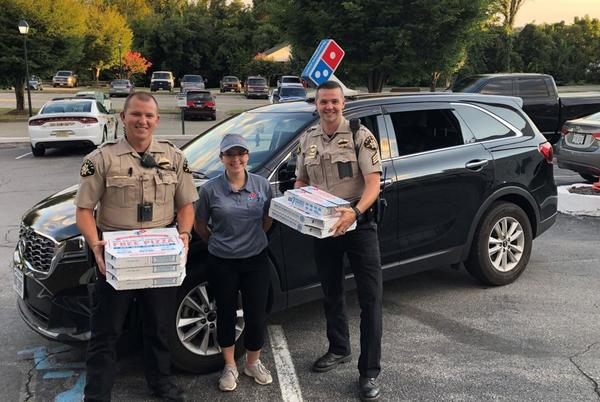Picture for Man donates meals to mark Sept. 11 anniversary