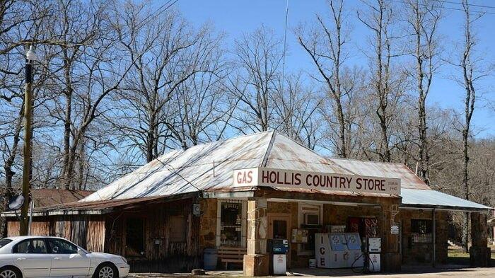 Cover for A Trip To One Of The Oldest Grocery Stores In Arkansas Is Like Stepping Back In Time