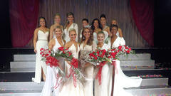 Cover for Miss Alabama crowned; two Sylacaugans among Top 12