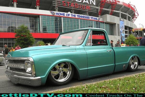 Picture for 1969 Chevrolet C10 Street Truck 2021 Goodguys Nashville Nationals Nashville TN
