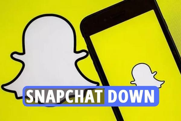 Picture for Snapchat down latest update – How to get app WORKING again after millions left unable to log on without it crashing