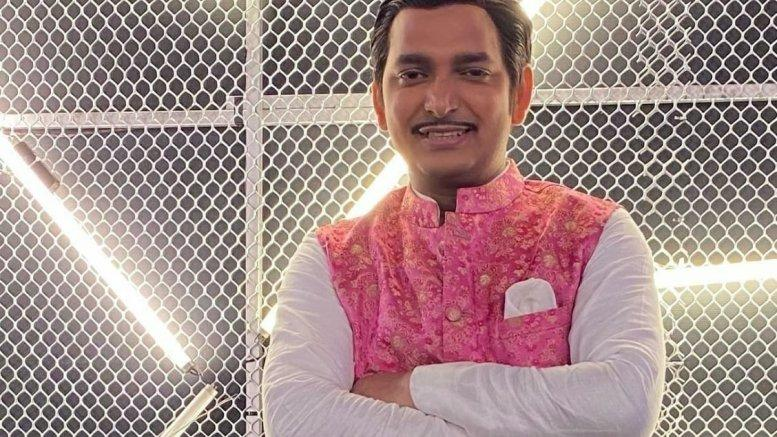 Picture for 'Super Dancer 4' host Paritosh Tripathi doesn't 'plan what to say' on show
