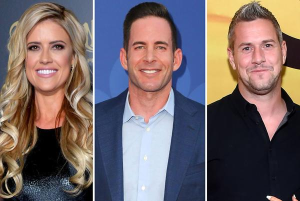 Picture for Christina Haack's Ex-Husbands Tarek El Moussa and Ant Anstead Learned About Joshua Hall Engagement Online
