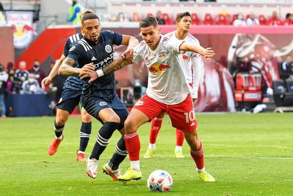Picture for Stingy Red Bulls look to extend unbeaten run against Crew