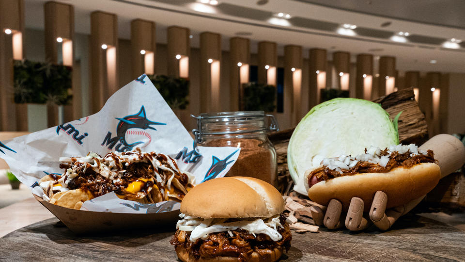 Picture for Home Run: The Best Eats At Marlins LoanDepot Park