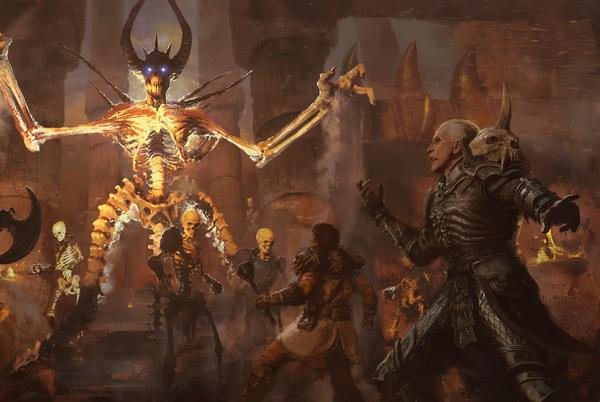 Picture for Diablo II: Resurrected is out today—here's where you can buy it