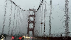 Cover for Thunderstorms possible in Bay Area