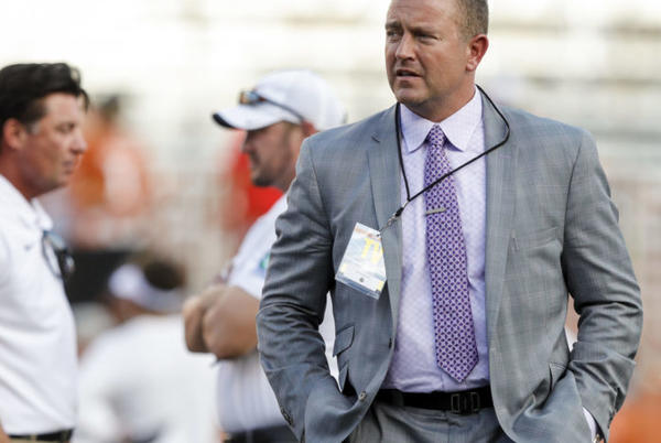 Picture for Kirk Herbstreit Shared Tough Personal News Sunday Morning
