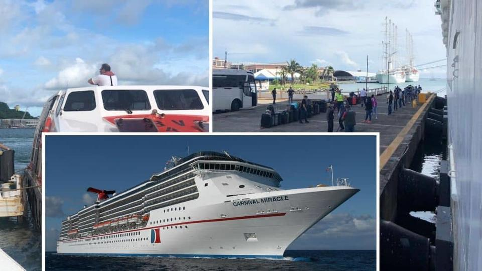 Carnival Cruise Line to Complete Repatriation of Over 26,000 Crew ...