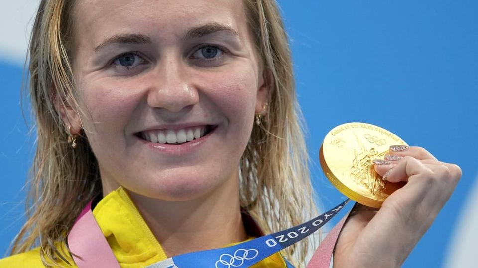 Picture for Terminator 2: Titmus takes gold again, Ledecky doesn't medal