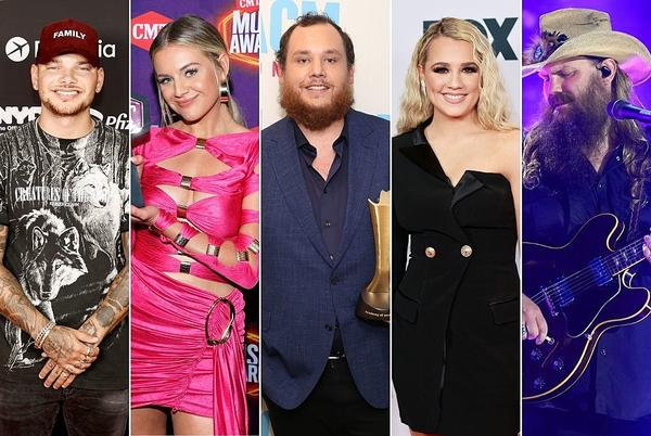 Picture for Kelsea Ballerini, Luke Combs + More Named 2021 CMT Artists of the Year