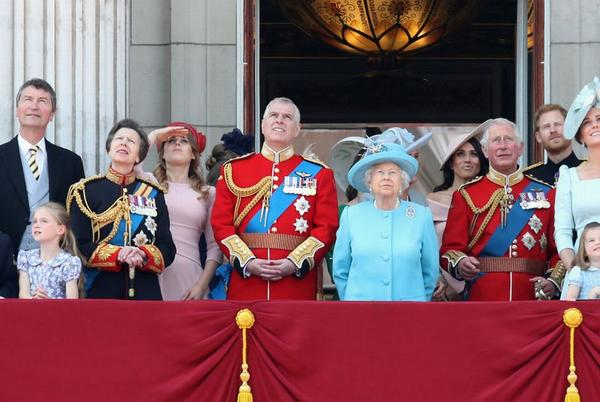 Picture for Royals 'step in to help fulfil Queen's duties' as she recovers from health scare