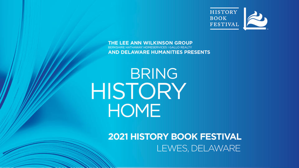 Picture for The 2021 History Book Festival Continues Online This Year