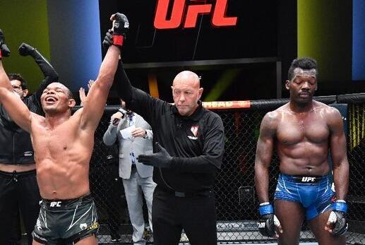 Picture for UFC Vegas 41: Francisco Trinaldo def Dwight Grant via split decision after one point deduction