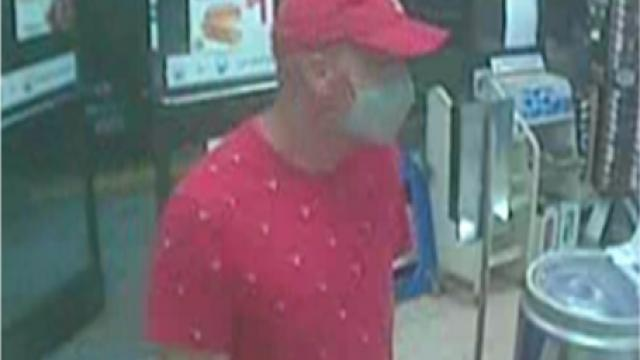 Picture for Va. Beach Police trying to identify 7-Eleven robbery suspect
