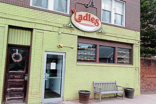 Picture for Soup's on! Ladles Restaurant has reopened in Springdale and patrons are thrilled