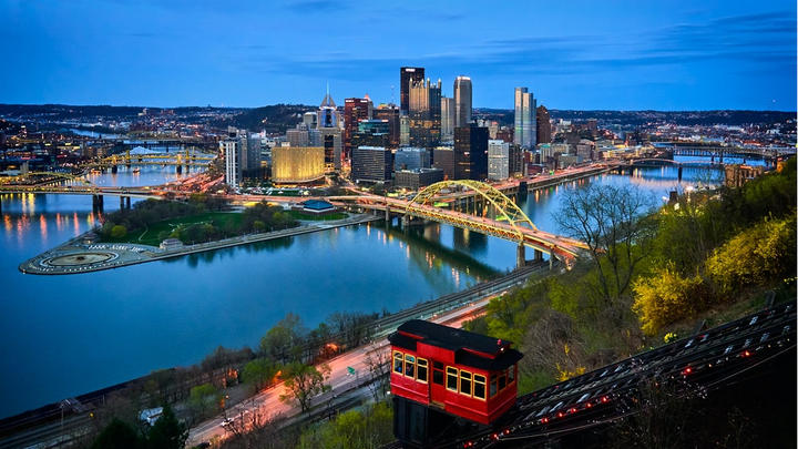 Cover for 3 affordable places to rent or buy a home in Pittsburgh
