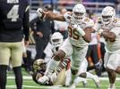 Picture for Texas vs. Colorado score: After injury to QB Sam Ehlinger, Longhorns freshmen turn heads in Alamo Bowl rout