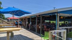 Cover for Located Right On The Shores Of Lake Gaston, Shady Shack Bar & Grill In Virginia Has A Lovable And Laid-Back Atmosphere
