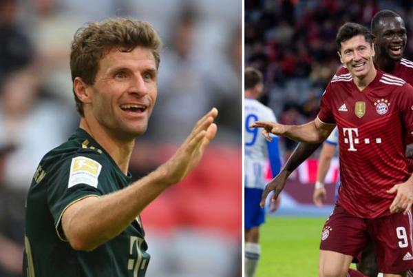 Picture for Major Change To Bundesliga To Stop Bayern Munich Dominance Suggested