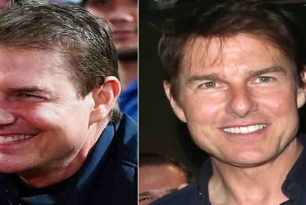 Picture for The shocking physical change of Tom Cruise: unrecognizable and disfigured