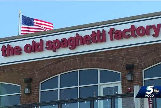 Picture for The Old Spaghetti Factory opens its doors in Bricktown