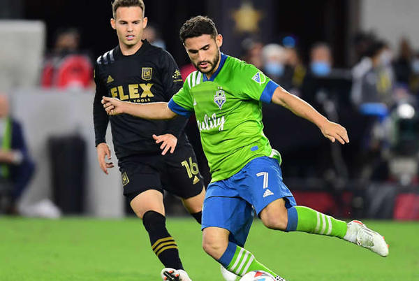 Picture for LAFC vs. Sounders: Highlights, stats and quotes