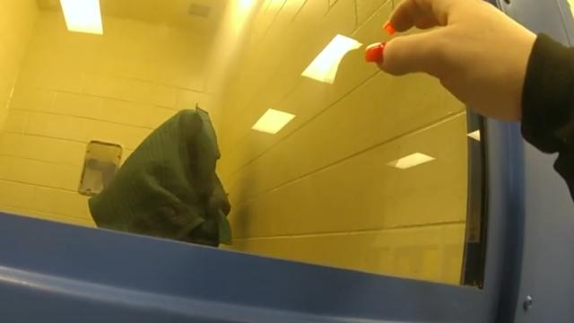 Picture for Racine Co. Sheriff releases clip of Malcolm James, who died in custody at jail