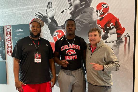 Picture for Five-star Mykel Williams flips his commitment to Georgia