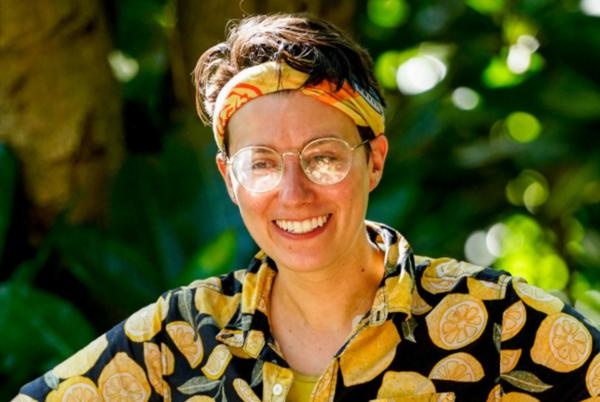 Picture for 'Survivor' Season 41 Cast Member Evvie Jagoda Hopes to be the First Non-Binary Person to Win