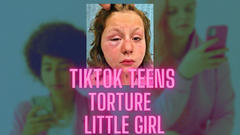 Cover for Terrible Tennessee Teens Beat 10-Year-Old Bloody – Their Mom Puts It On TikTok