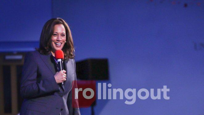 Picture for VP Kamala Harris makes history again (video)