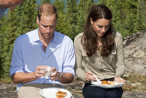 Picture for Royal Family Members Can't Eat Shellfish, Potatoes, or Pasta in Public