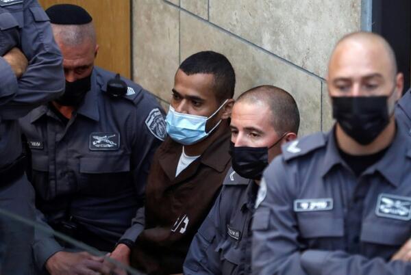 Picture for Israel recaptures last two Palestinian jailbreak fugitives