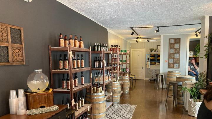 Cover for New Liberty Distillery Opens New Bottle Shop and Bar Concept in West Reading, PA