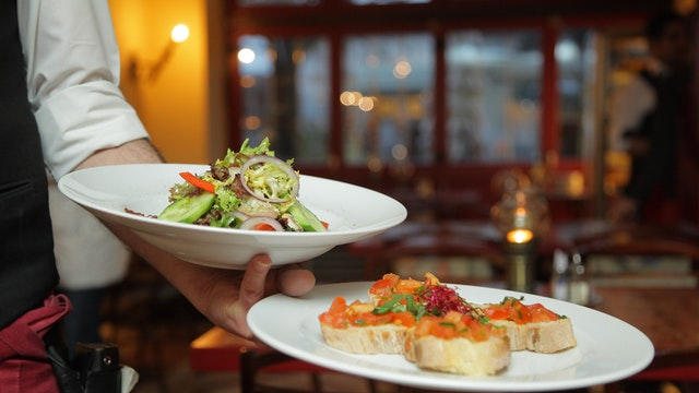 Cover for Three recommended dining restaurants near Lithia Springs