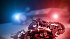 Cover for Deputies: One dead after driver pulls out in front of motorcyclist in Schuyler County