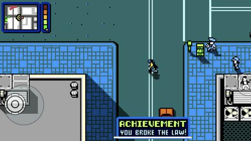 The Massive Free Retro City Rampage Dx Update Bringing A