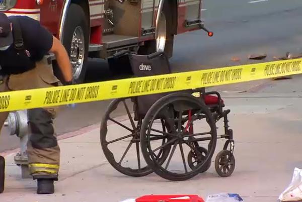 Picture for Man in wheelchair stabbed to death in central Fresno
