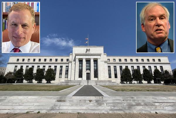 Picture for Dallas, Boston Fed presidents announce resignations following controversial stock trades